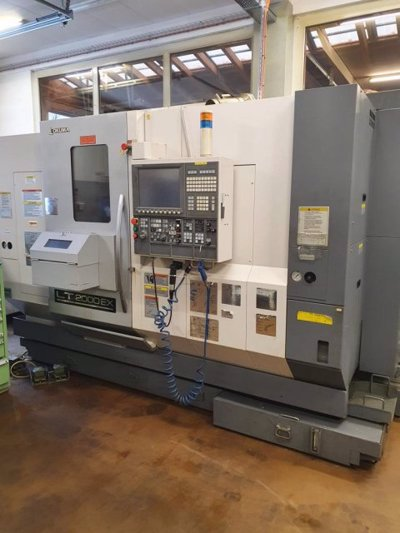 Okuma LT 2000 EX 2T2M Big Bore
