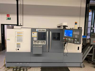 Okuma LB 3000 EX MC 1000 Big Bore